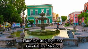 Ciudad de Guadalajara Viajar por mexico