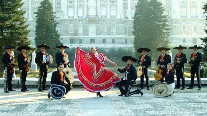 Guadalajara ciudad del mariachi