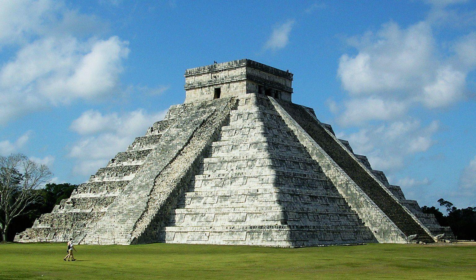 merida la ruta maya Piramides viajar por mexico