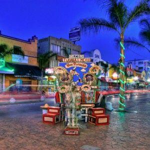 Tijuana Baja California viajar por mexico
