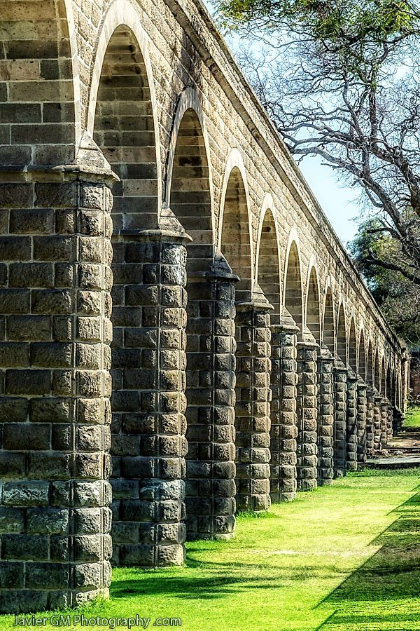 Acueducto de guadalajara viajar por mexico