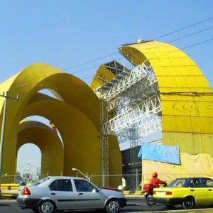 Arcos del milenio viajar por mexico