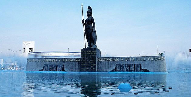Glorieta de la Minerva
