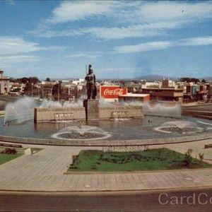 Glorieta de la Minerva viajar por mexico