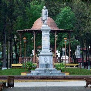 Alameda Franciso Gabilondo Soler Orizaba Veracruz viajar por mexico