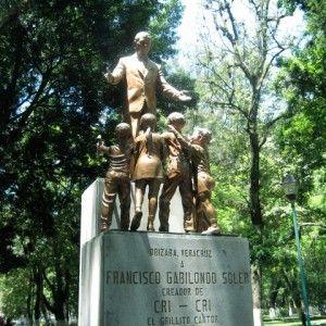 Alameda Francisco Gabilondo Soler Orizaba Veracruz viajar por mexico