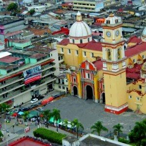 Iglesias Miguel Arcángel Orizaba Veracruz viajar por mexico