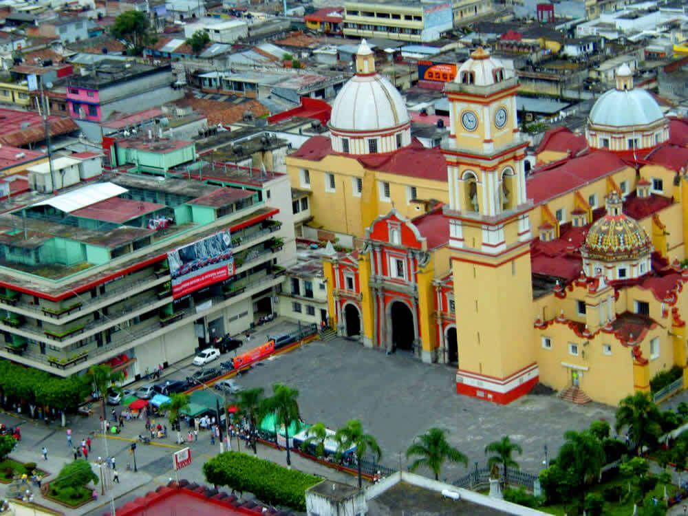Iglesias de Orizaba Veracruz viajar por mexico