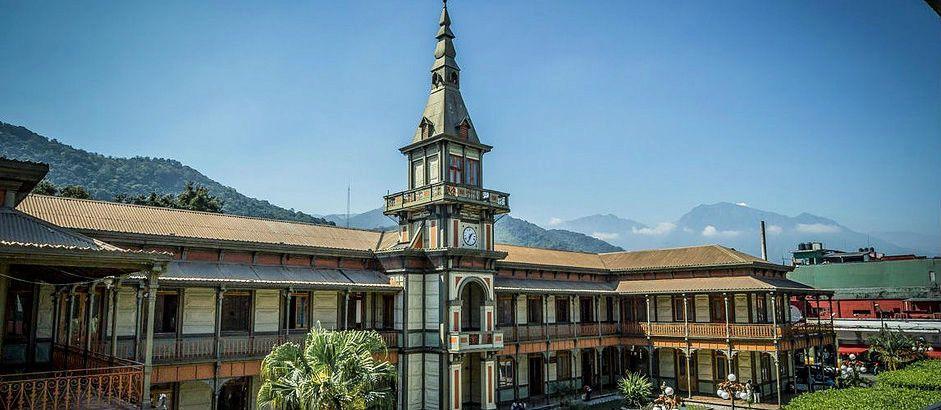 Palacio de Hierro Orizaba Veracruz viajar por mexico