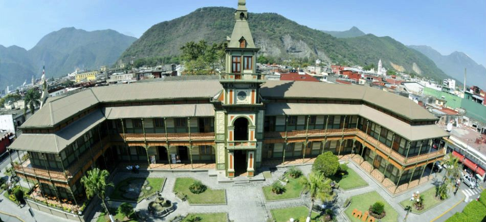 Palacio de Hierro Orizaba
