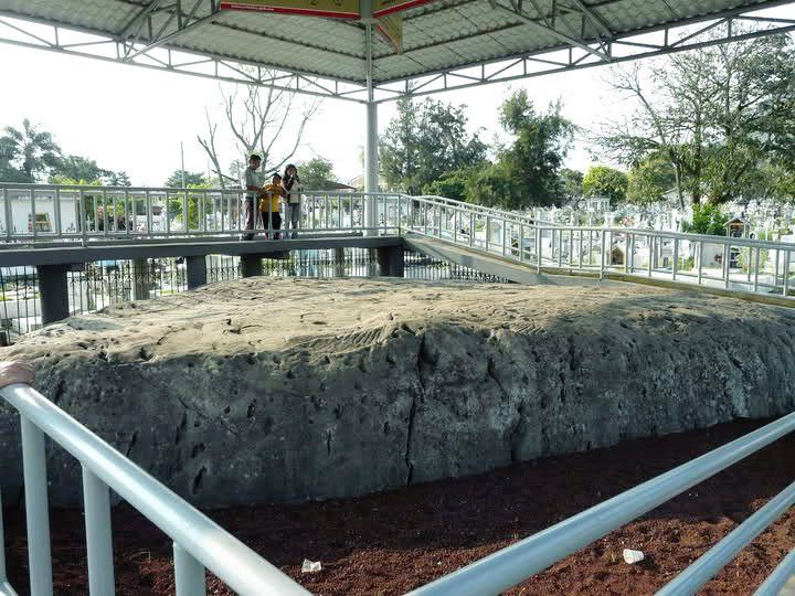 Piedra del Gigante Orizaba Veracruz viajar por mexico