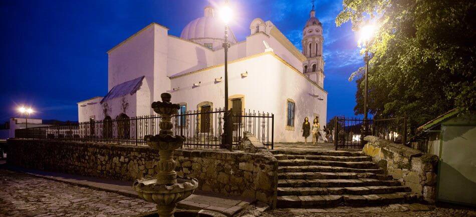 Pueblo Mágico Cosalá viajar por mexico