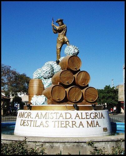 Pueblo Mágico Tequila viajar por mexico