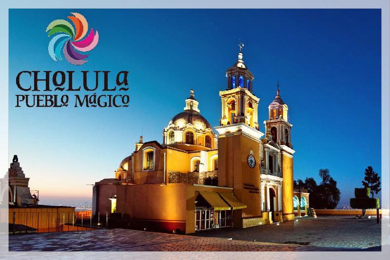 Cholula Puebla Viajar por Mexico
