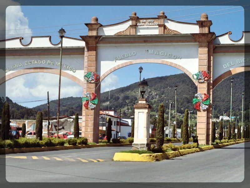 Pueblo Mágico El Oro México Viajar por Mexico