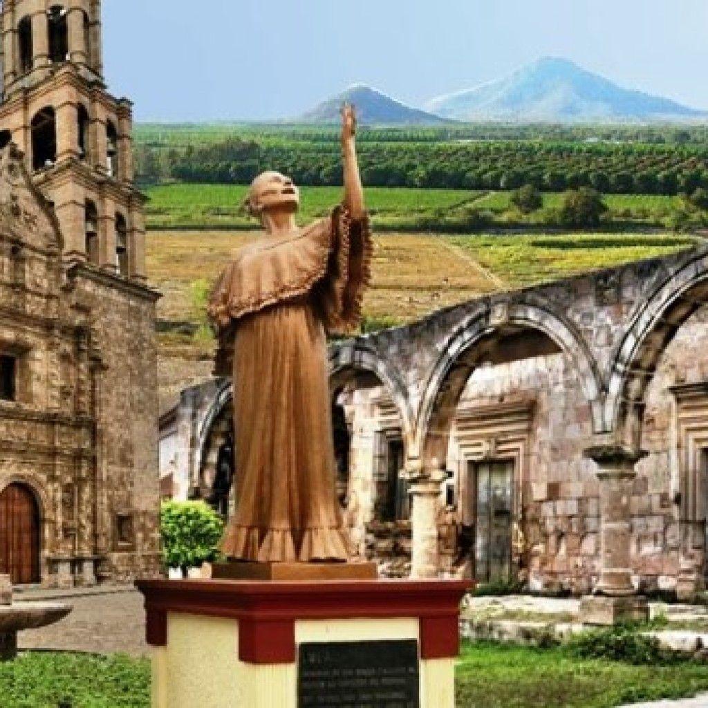 Pueblo Mágico El Rosario Viajar por Mexico