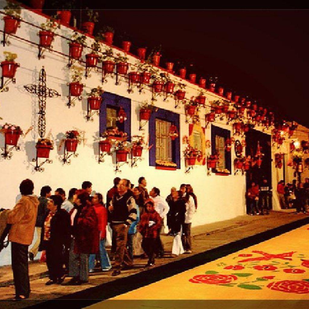 Pueblo Mágico Huamantla Tlaxcala Viajar por Mexico