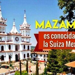 Pueblo Mágico Mazamitla viajar por mexico