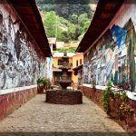 Pueblo Mágico Mineral de Angangueo Viajar por Mexico