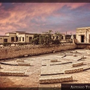 Pueblo Mágico Mineral de Pozos viajar por Mexico