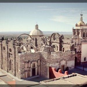 Pueblo Mágico Pinos Viajar por mexico