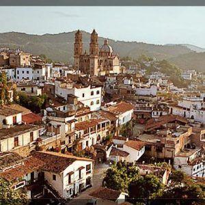 Pueblo Mágico Taxco Viajar por Mexico