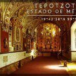 Pueblo Mágico Tepotzotlán Viajar por Mexico