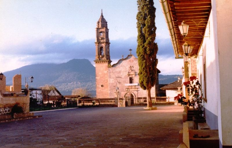 Pueblo Mágico Santa Clara del Cobre Viajar por Mexico