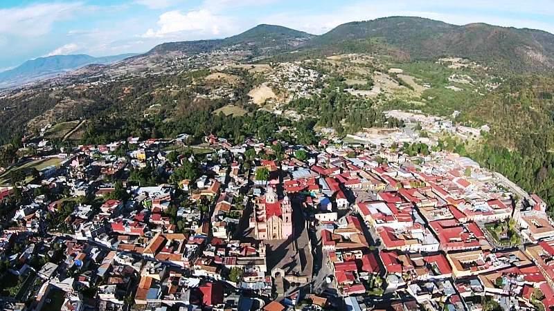 Pueblo Mágico Tlalpujahua Viajar por Mexico