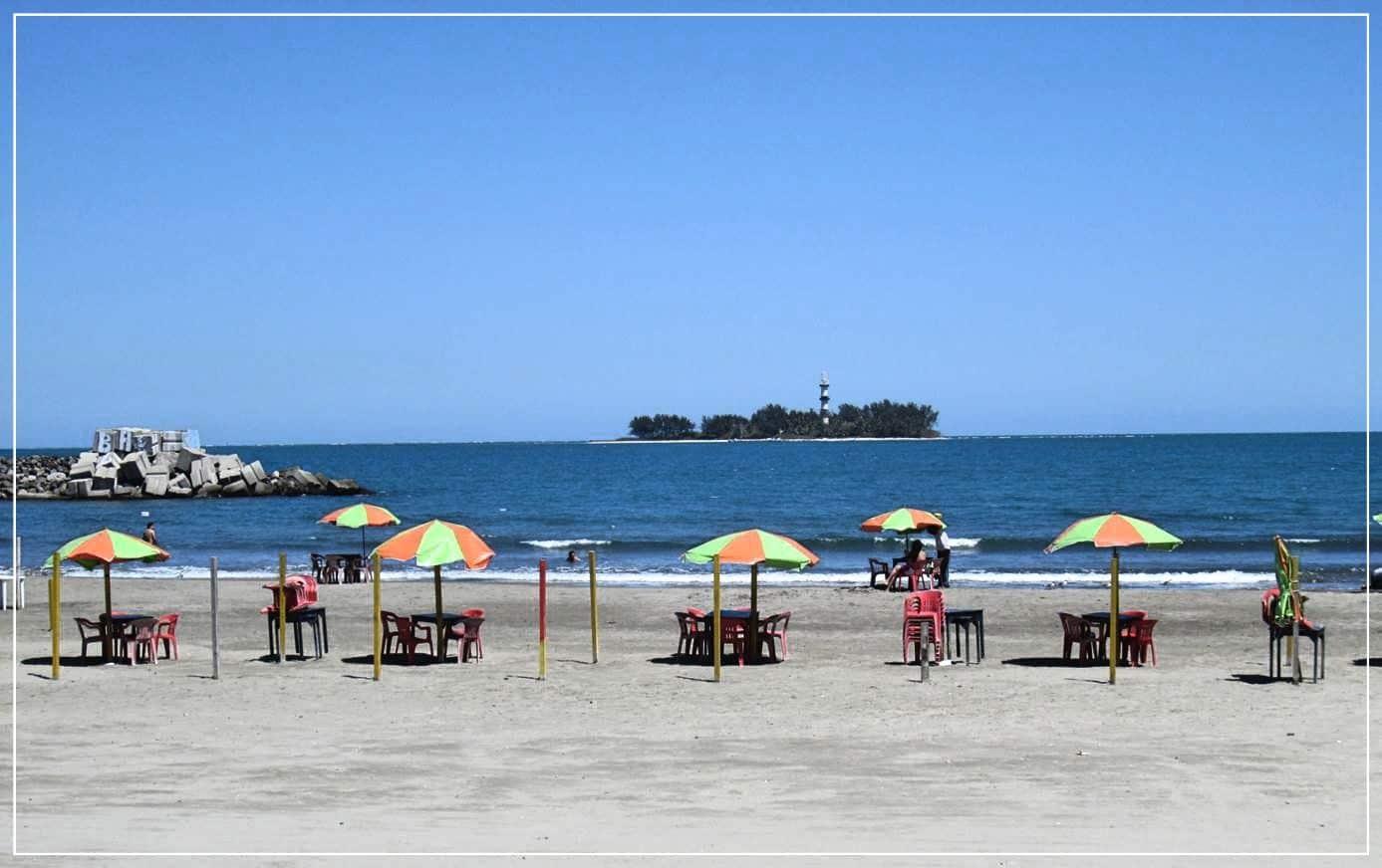 Playa Mocambo - Viajar por Mexico
