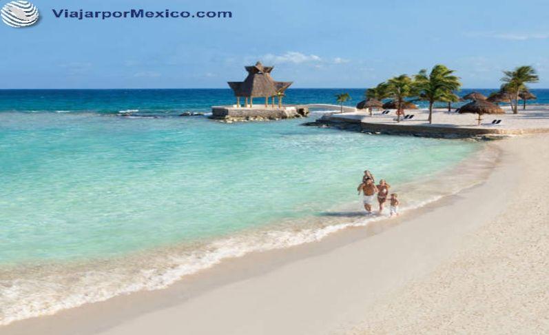 Playa Puerto Aventuras - Viajar por Mexico