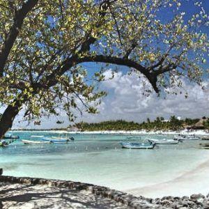 Playa Akumal - Viajar por Mexico