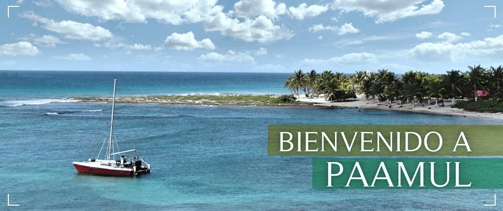 Playa PaaMul - Viajar por Mexico