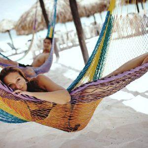 Playa Xpu Ha - Viajar por Mexico