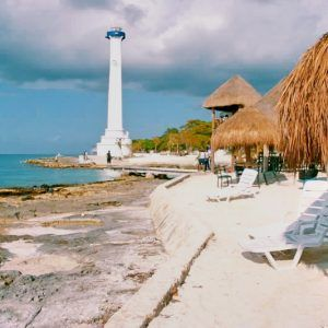Playa Faro Celarain