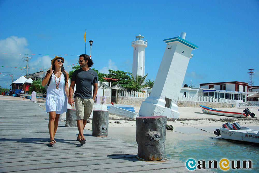 Playa Puerto Morelos - Viajar por mexico