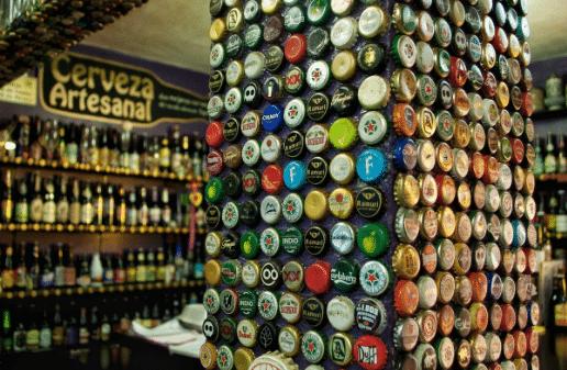 Viajar Por México DF - cerveza artesanal