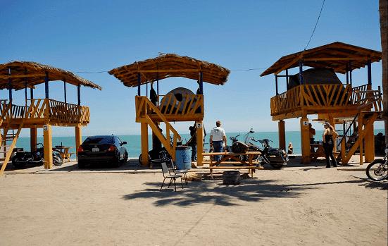Acampar San felipe baja california norte viajar por rmexico Camping