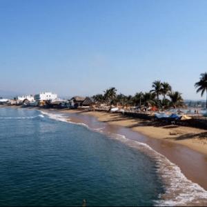 Playa Barra de Navidad Jalisco