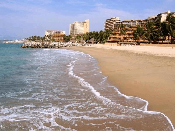 Playa Las Glorias Puerto Vallarta