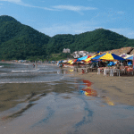 Playa Tecuanillo Colima