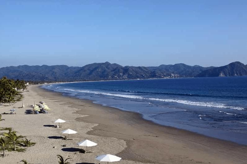 Playa la Manzanilla Jalisco