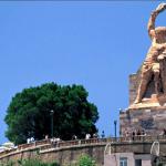 Monumento al pipila Guanajuato leon viajar por mexico