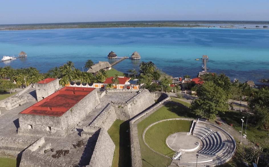 Bacalar Mexico 2018