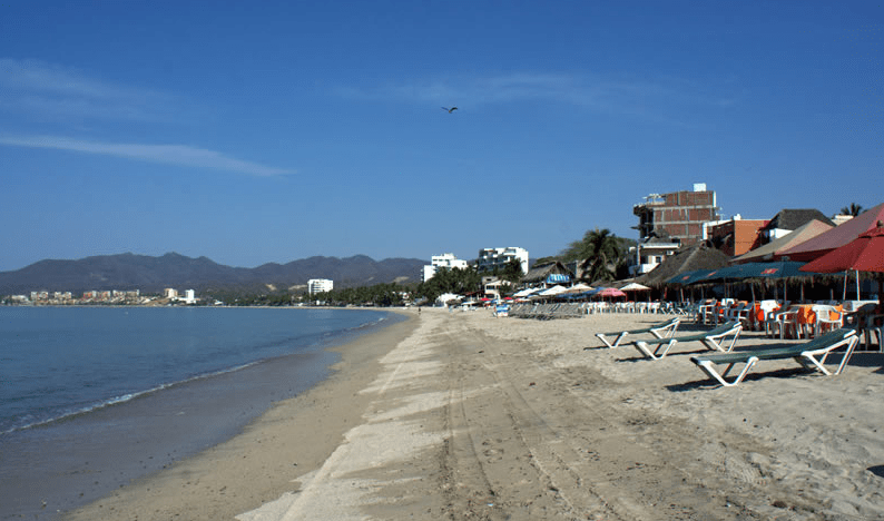Playa Bucerias Nayarit 2