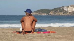 Playa Puerto Escondido 3