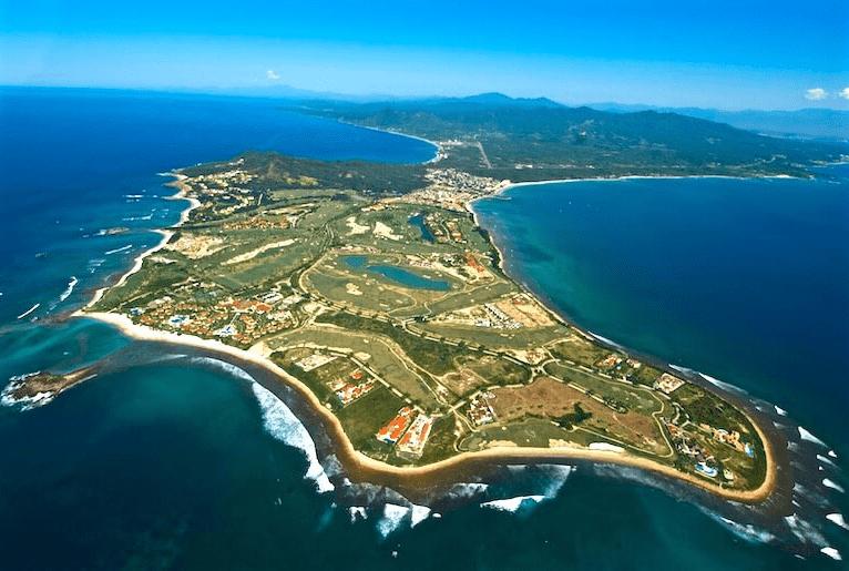 Playa Punta de mita nayarit