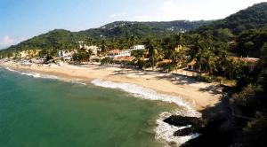 Playa los Ayala viajar por mexico