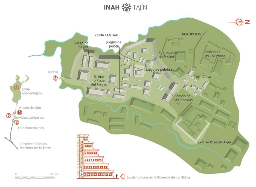 Zona Arqueologica Tajin viajarpormexico