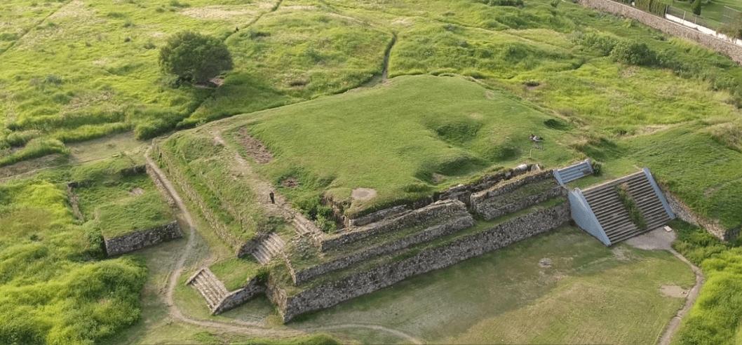 Zona arqueologica ixtepete